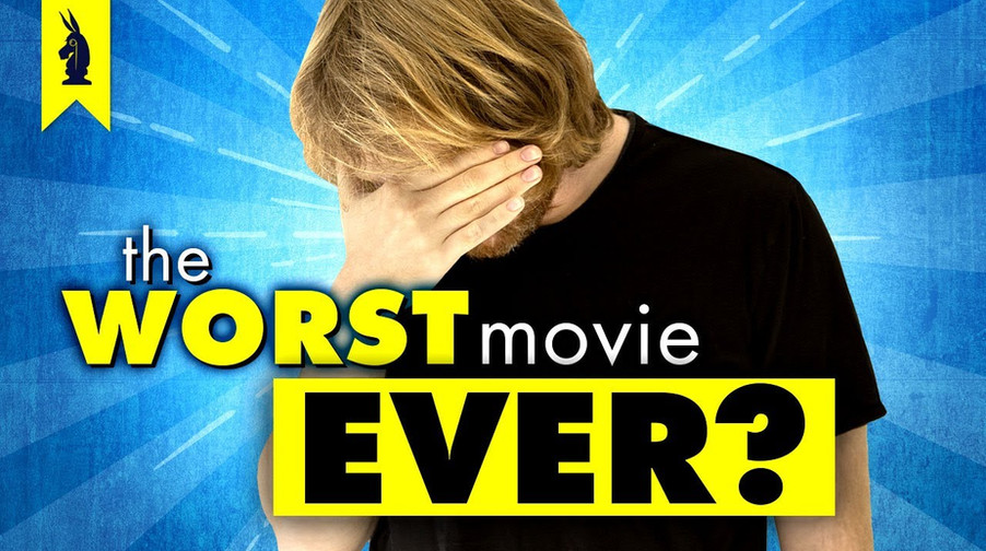 Jared's Pick For The Worst Movie Ever - Wisecrack Vlog