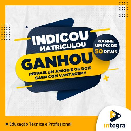A sua indicação vale 50 reais !!! CURSO DE Técnico em SECRETARIADO
