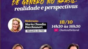 TSE promove seminário educativo sobre violência política contra mulheres