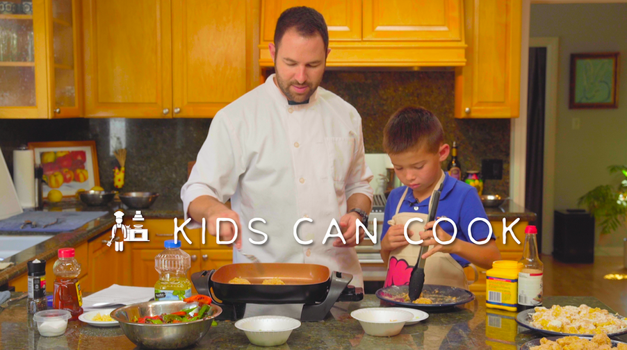 Kids Can Cook Masterclass