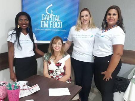 Participação como Palestrante no Encontro dos Profissionais de Secretariado Executivo de Rondônia.