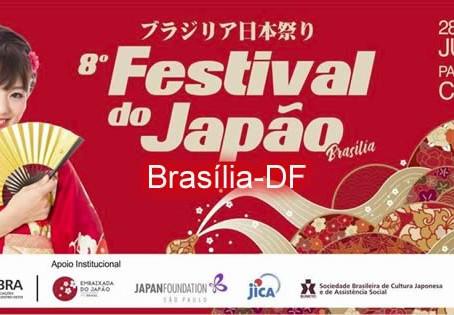 8° Festival do Japão em Brasília.
