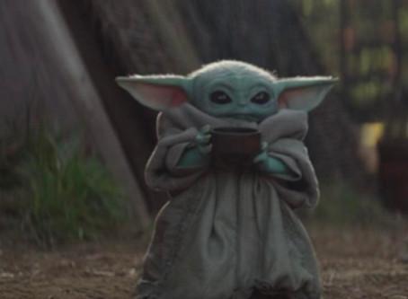 2019, The Year of Baby Yoda (doo doo doo doo doo doo)