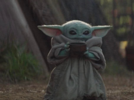 2019, The Year of Baby Yoda (doo doo doo doo doo doo)