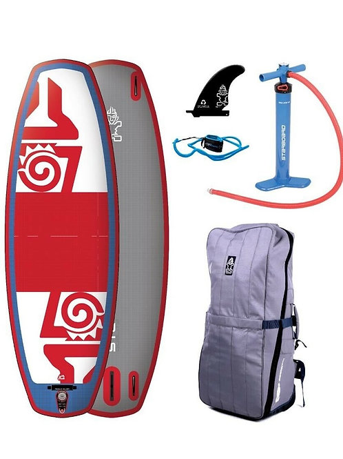 STARBOARD SUP Inflatable NEU - ROT