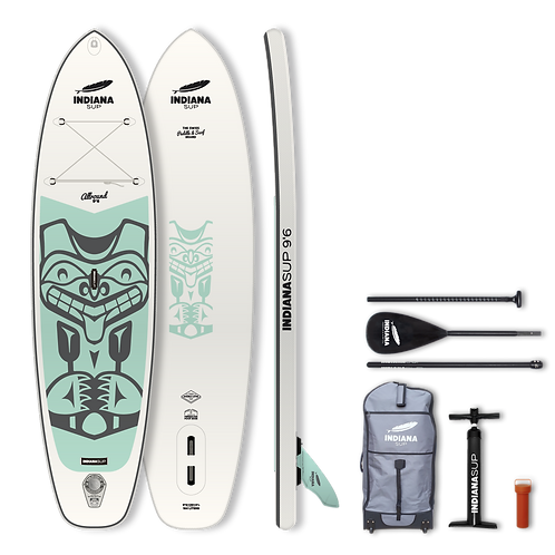INDIANA 9'6 ALLROUND LITE INFLATABLE