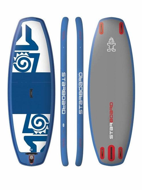 STARBOARD SUP Inflatable NEU BLAU