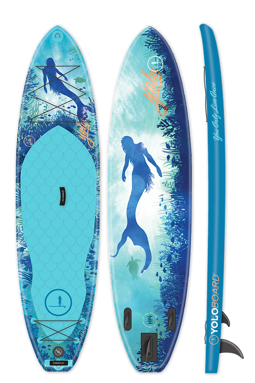 YOLOBOARD MERMAID 11'