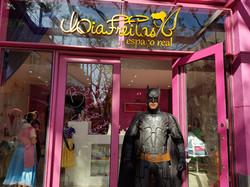 Encontro com o  Batman