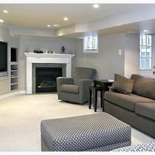 Carpet Your Basement for Coziness