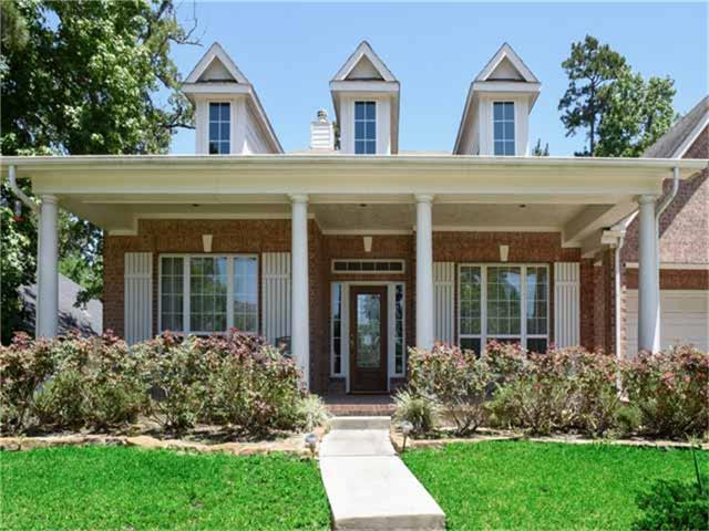 home in The Woodlands TX by Mary Bowen Realtor