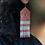 Thumbnail: Brinco de miçanga Kayapó