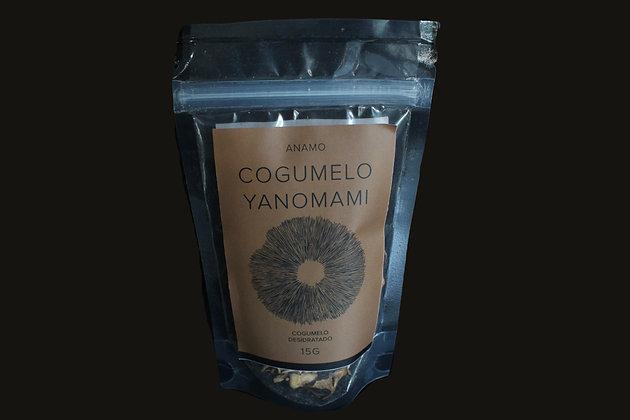 Cogumelo Yanomami Desidratado