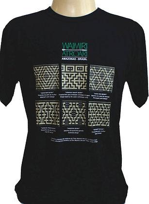 Camisa Masc. Waimiri Atroari