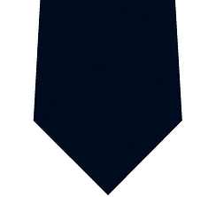 Woven tie 8cm wide