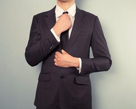 company tie example