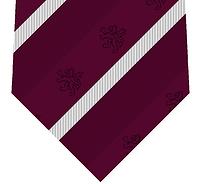Woven tie 9cm wide
