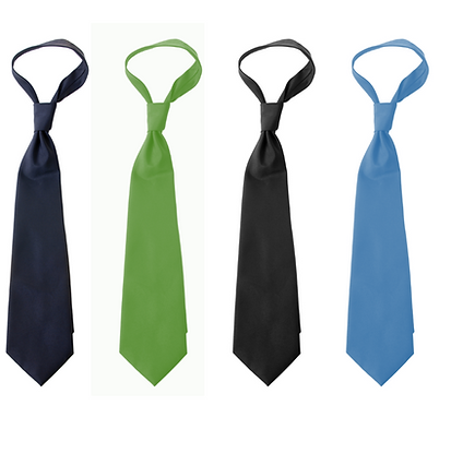 stock plain ties image