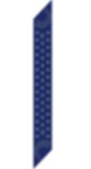 137 x 15 cm scarf