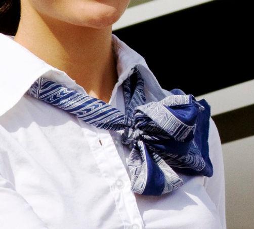 custom company scarf image
