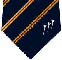 Woven tie 10cm wide