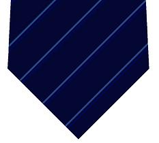 Woven tie 9.5cm wide