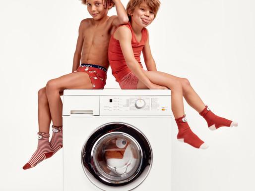 Grote wasjes, kleine wasjes, Woody wasjes !