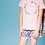Thumbnail: Meisjes pyjama