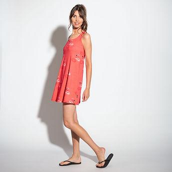 Nachtkleedje Flamingo