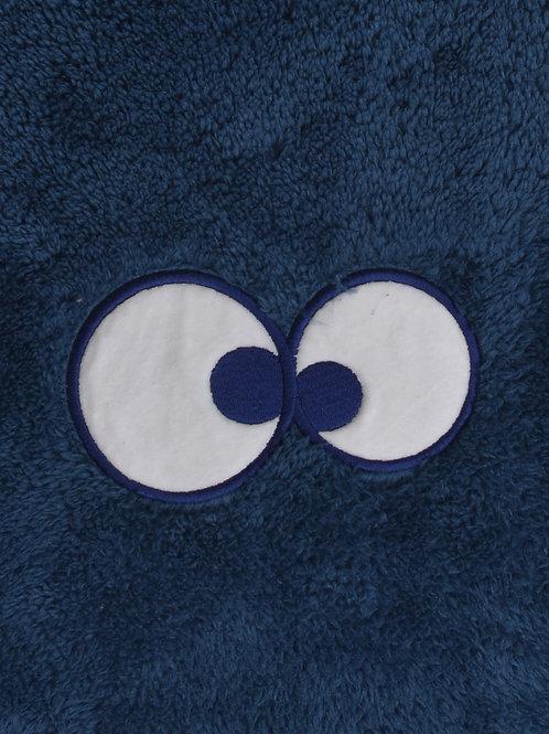 Kussen petrolblauw