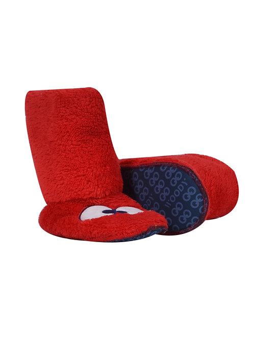 Pantoffels rood 👀