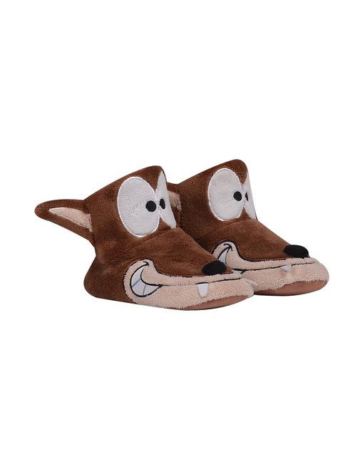 Pantoffels Wolf