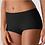 Thumbnail: Panty illusion wit/huidskleur/zwart
