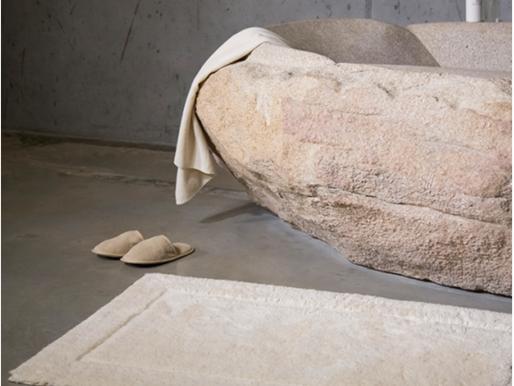 Van Egyptisch katoen langs de Nijl, tot een een prachtige badmat in uw badkamer.