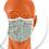 Thumbnail: Woody mondmasker Panter