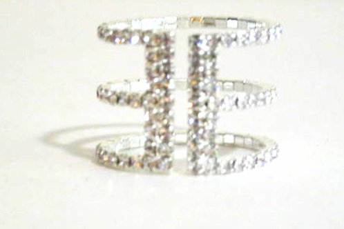 Deco Ring - Silver