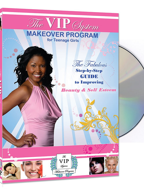 The VIP System Beauty DVD (2 disc set)