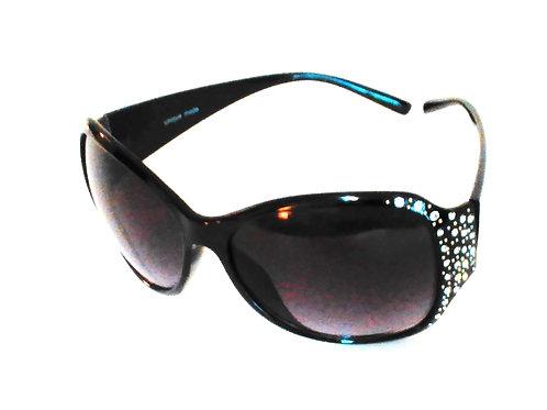 Pop-Star Studded Sunglasses