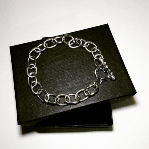 Silver Chainlink Bracelet
