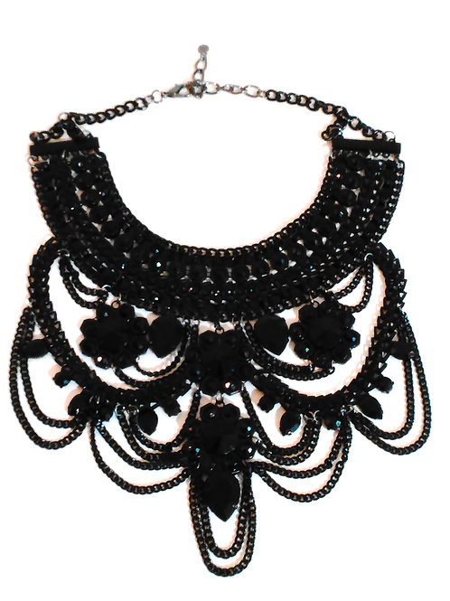 """The Tango"" Chandelier Necklace"