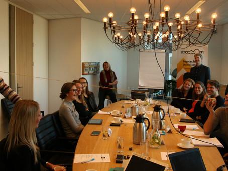 Changemaking Collaborations: Breinstein helpt NewBees om meer mensen te bereiken met hun missie