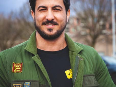 """Match Akram: """"Ik droom van een stabiel leven waarin mijn hobby mijn werk wordt"""""""