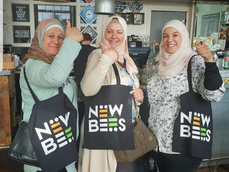 """NewBees Perspectives: """"Geluk is, een geweldige zus als collega hebben"""""""