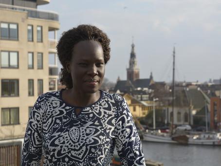 NewBees at Work: Ninah, de activist