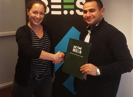 NewBees Perspectives: Sary, onze nieuwe collega