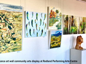 Exhibitions in the Redlands