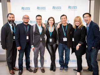 Recurring Revenue Conference 2018