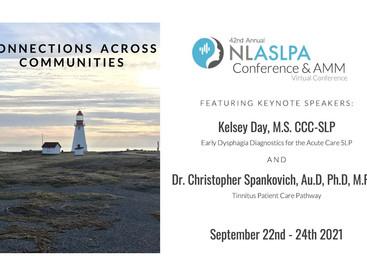 2021 NLASLPA Online Conference
