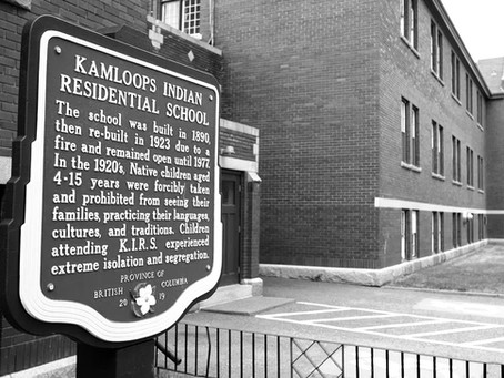 Statement regarding Kamloops Residential School Tragedy