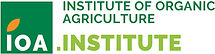 Institute of organic agriculture logo - Институт органческоо сельского хозяйства логотип